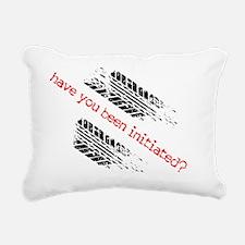 ThrownUnderTheBusBack co Rectangular Canvas Pillow