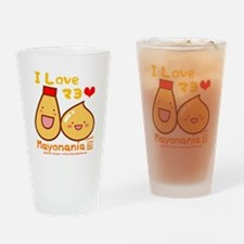 mayolove_credit Drinking Glass