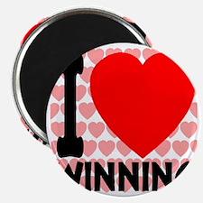 ilove_winning_30percent Magnet
