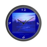 Blurise Wall Clock