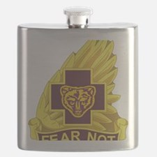 DUI-21ST SUPPORT COMBAT HOSPITAL Flask