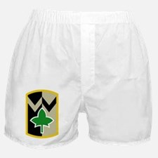 SSI - 4th Sustainment Brigade Boxer Shorts