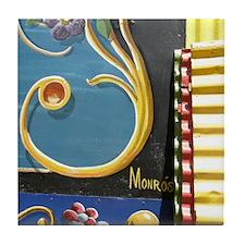 fileteado Tile Coaster