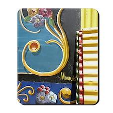 fileteado Mousepad