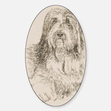 Bearded_Collie_Kline Decal
