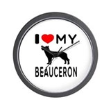 Beauceron Wall Clocks