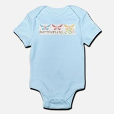 Boheme Butterflies - Infant Bodysuit