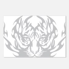 Fire Tiger Postcards (Package of 8)
