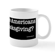 Native Americans Small Mug