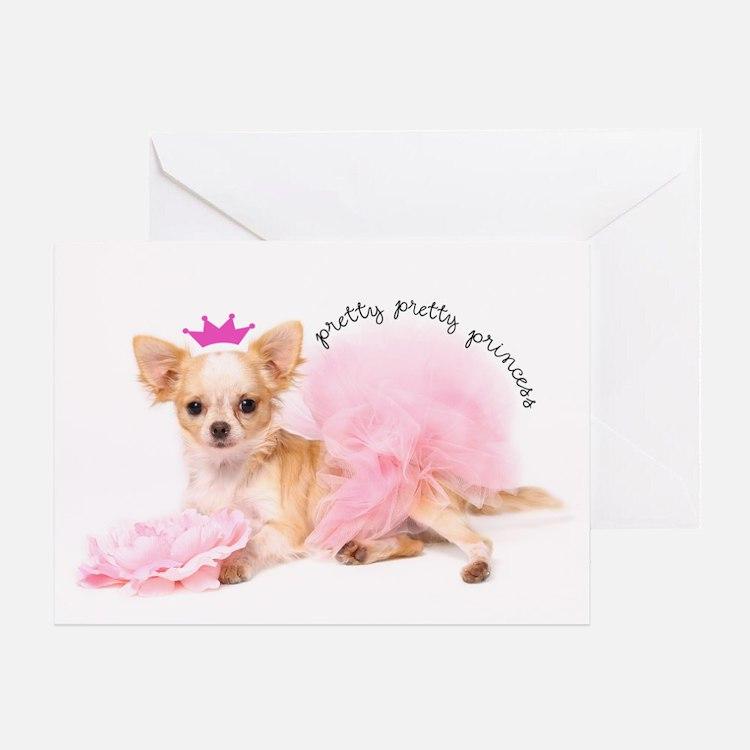 Princess Greeting Card
