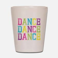Dance3 Shot Glass