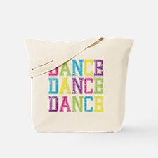 Dance3 Tote Bag
