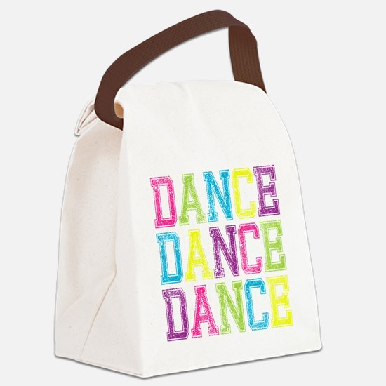 Dance3 Canvas Lunch Bag