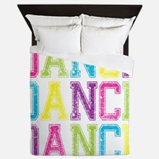 Dance3 Queen Duvet