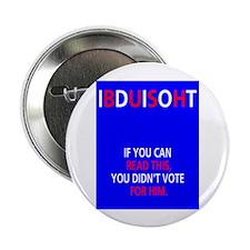 "iBdUiSoHt 2.25"" Button (100 pack)"