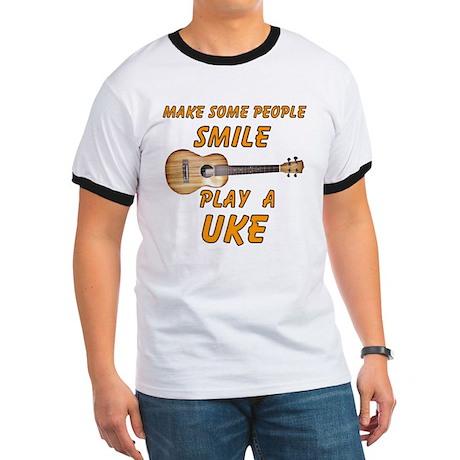 Play a Uke Ringer T