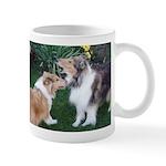 New Collie Buds Mug