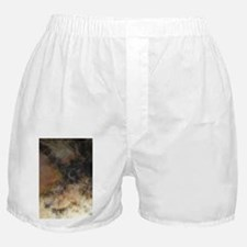 Solar Eclipse and Clouds Boxer Shorts
