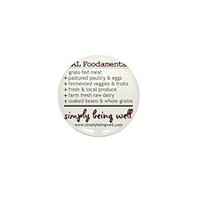 SBW REAL Foodamentals Mini Button