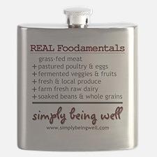 SBW REAL Foodamentals Flask