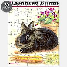 burgess_iheartlionhead10x Puzzle