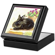 burgess_iheartlionhead10x Keepsake Box