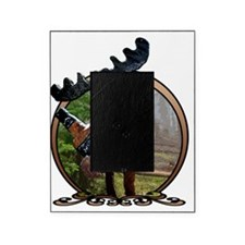 Whiskey moose Picture Frame