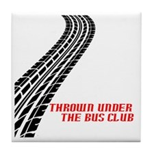 BusCurve copy Tile Coaster
