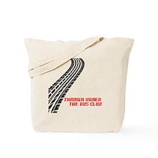 BusCurve copy Tote Bag