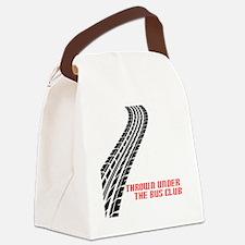 BusCurve copy Canvas Lunch Bag