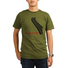 BusCurveBack copy T-Shirt