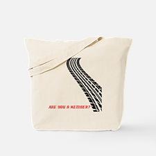 BusCurveBack copy Tote Bag