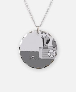 Smaller Boat Necklace