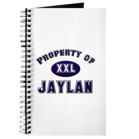 Property of jaylan Journal