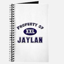 Property of jaylan Journal