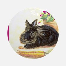 burgess_mousepd Round Ornament