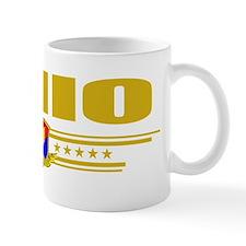 Ohio (Flag 10) pocket Small Mug