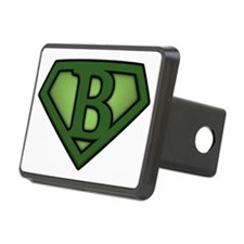 Super green b Hitch Cover