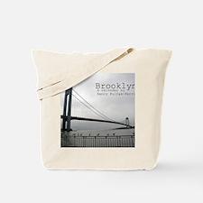 brooklyn cover Tote Bag