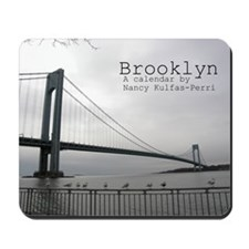 brooklyn cover Mousepad