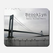 brooklyn cover Mousepad