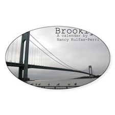 brooklyn cover Decal