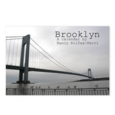 brooklyn cover Postcards (Package of 8)