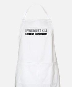 If We Must Kill BBQ Apron