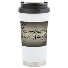 conventionality-is-not-morality Thermos Mug