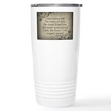 i-care-for-myself_13-5x18 Thermos Mug