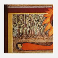 Diego Rivera Art Tile Set - Blood of Martyrs P1of2