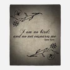 no-net-ensnares-me_b Throw Blanket