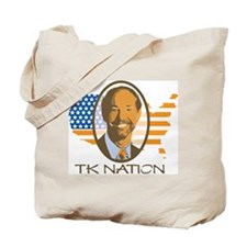 TK Nation Tote Bag