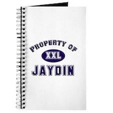 Property of jaydin Journal